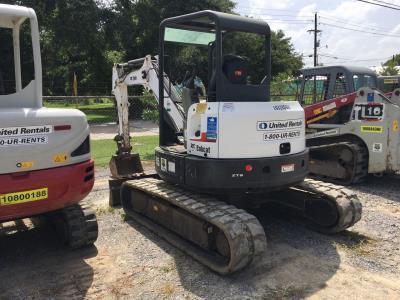 Bobcat E45 Excavators for Sale   CEG