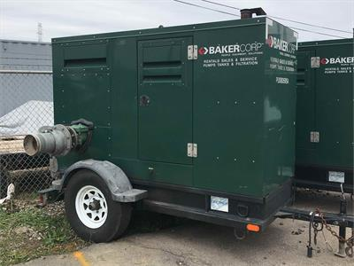 2010 BakerCorp BP88LS-GD115