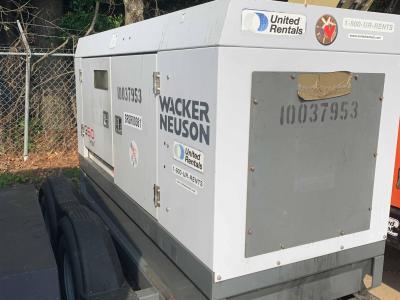 2012 Wacker Neuson G 50