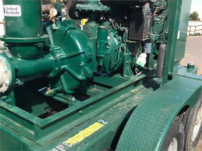 2012 Pioneer Pump PP64C21