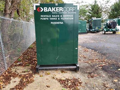 2012 BakerCorp BP1212LS-GD154