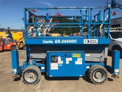 2013 Genie GS-2669 DC