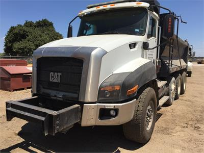 2015 Caterpillar CT660