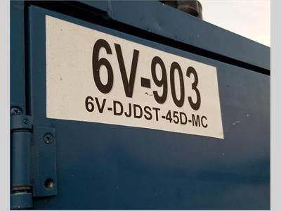 2002 Thompson Pump 6V-DJDST