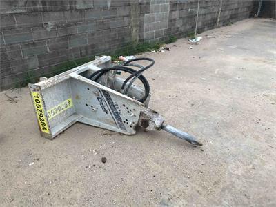 2017 Kent Demolition Tool (FRD Furukawa) FX55