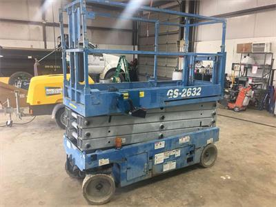 Aerial Equipment - Scissor Lifts - Herc Rentals Used