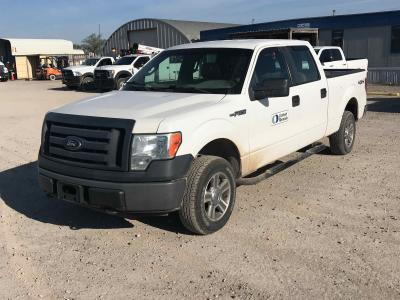2010 Ford F-150 (Crew)