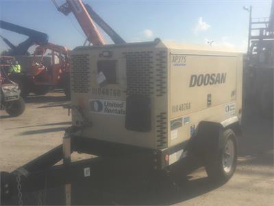 IR Doosan XP375 2012