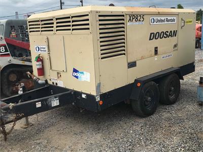 IR Doosan XP825 T4i 2012