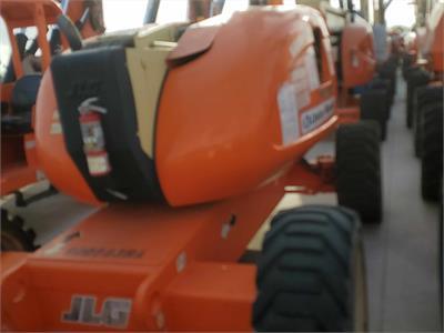 JLG 600AJ 2011