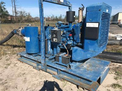 2003 Thompson Pump 8RW-DJD