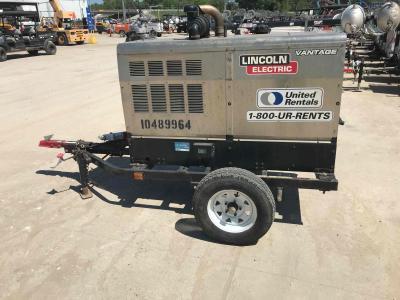 2016 Lincoln Electric Vantage 520