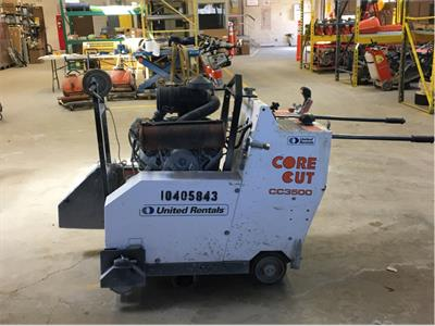 2015 Diamond Products Core Cut CC3535JBV