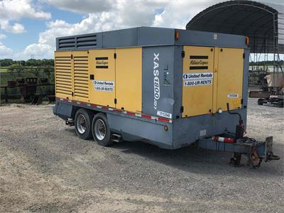 Atlas Copco XAS 1800 IT4 2013