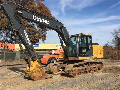 2012 John Deere 160G LC