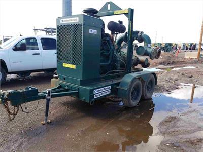 2011 Pioneer Pump VP108S17