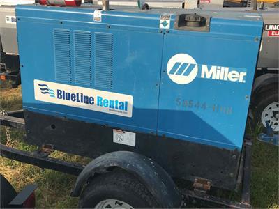 2012 Miller Big Blue 400P