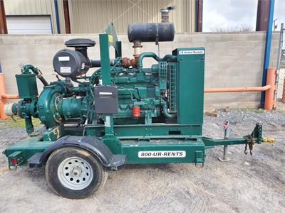 2015 Pioneer Pump PP66S14