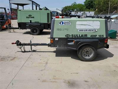 2012 Sullair 49HP (185cfm)