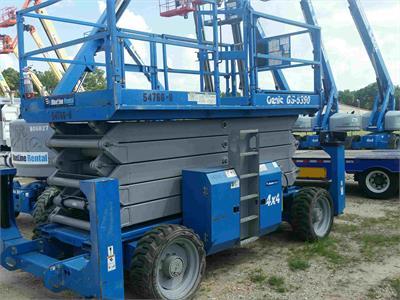 2012 Genie GS-5390 RT