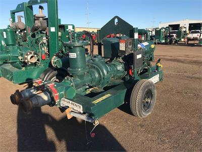 2011 Pioneer Pump PP66S14
