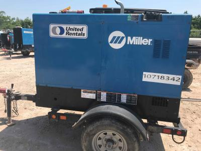 2018 Miller Big Blue 500 Pro