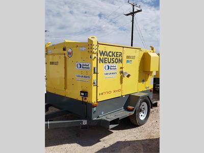 2013 Wacker Neuson HI770XHD