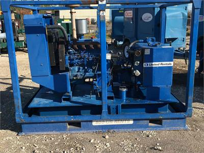 2004 Thompson Pump 32HPU-DJD