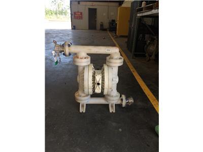 2012 Wilden Pumps PX800