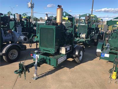 2012 Pioneer Pump VP66S12