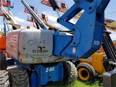 2012 Genie Z-80/60