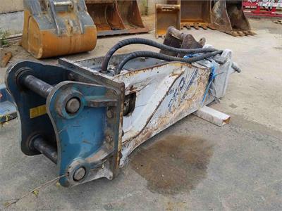 2015 Kent Demolition Tool (FRD Furukawa) FX475 QTV