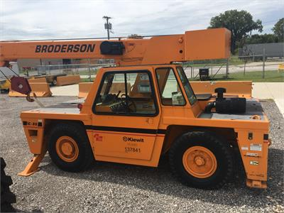 2007 Broderson IC-80-3G
