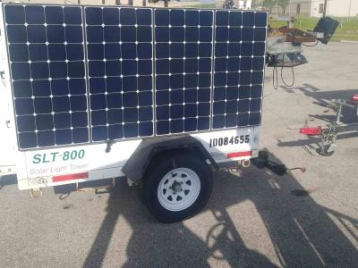 2012 Progress Solar Solutions SLT800
