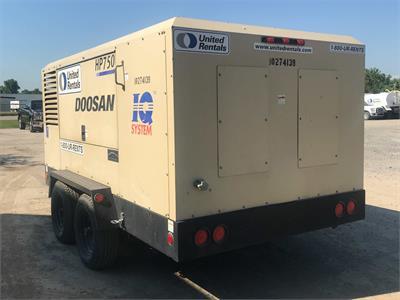 IR Doosan HP750 T4i 2014