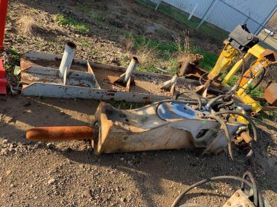 2014 Kent Demolition Tool (FRD Furukawa) F19 QT
