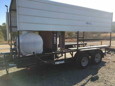 2012 Road Boss 16' Cooling Tower