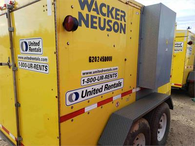 2013 Wacker Neuson Pureheat