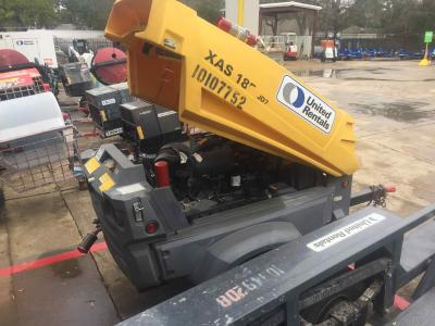 2013 Atlas Copco XAS 185 IT4