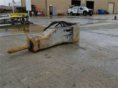 2014 Kent Demolition Tool (FRD Furukawa) F12 QT
