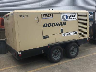2014 IR Doosan XP825 T4i