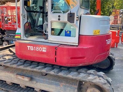 2014 Takeuchi TB180FR