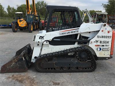 2016 Bobcat T550