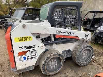 Bobcat S550 2018