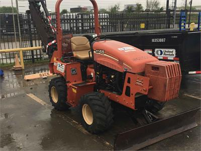 Ditch Witch RT45 2012