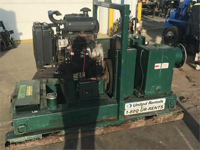 2015 Portable Pumping Systems, Inc (PPSI) 8RPBD