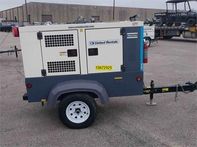 2017 Atlas Copco QAS 45 (IT4/T4F)