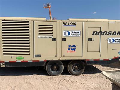 IR Doosan HP1600 T4i 2013