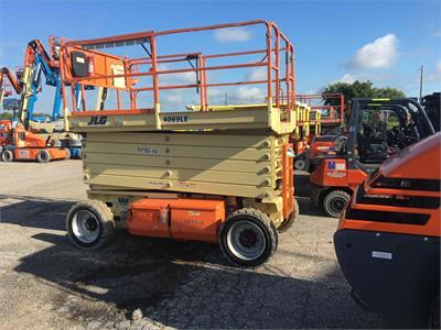 JLG 4069LE 2012
