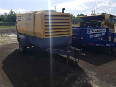 2014 Atlas Copco XAS 750 IT4